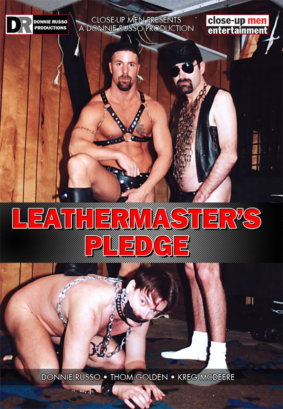 LEATHERMASTER'S PLEDGE