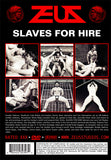 SLAVES FOR HIRE  DVD