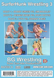 SURFERHUNK WRESTLING 3 DVD