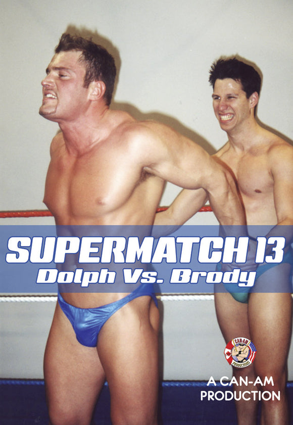 SUPERMATCH 13 DVD