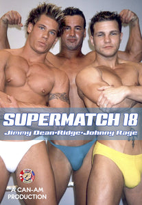 SUPERMATCH 18 DVD