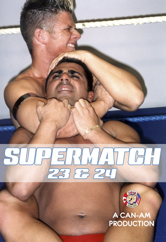 SUPERMATCH 23 & 24 DVD