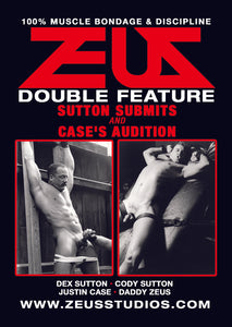 SUTTON SUBMITS & CASES AUDITION DVD