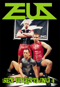SEX WRESTLING FOUR DVD
