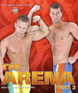 THE ARENA 2 BLU-RAY