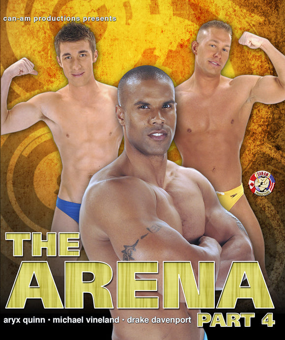 THE ARENA 4 BLU-RAY BRD