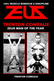 TRENTON COMEAUX - 1992 ZEUS BOY OF THE YEAR  DVD