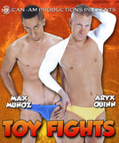 TOY FIGHTS BLU-RAY