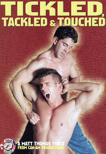 TICKLED, TACKLED & TOUCHED (3 COMBO) DVD