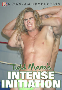 TODD MANE'S INTENSE INITIATION DVD