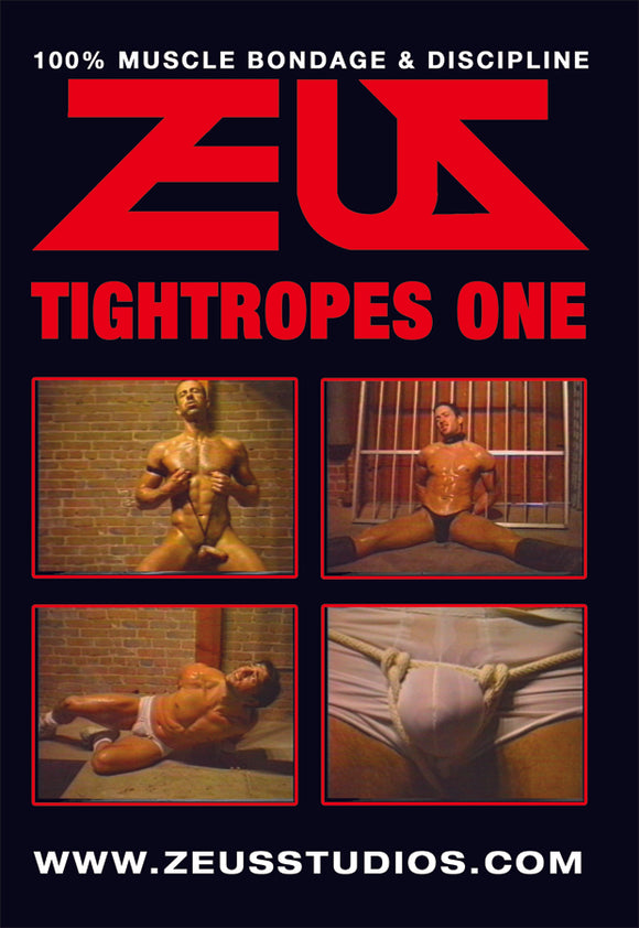 TIGHTROPES 1 DVD