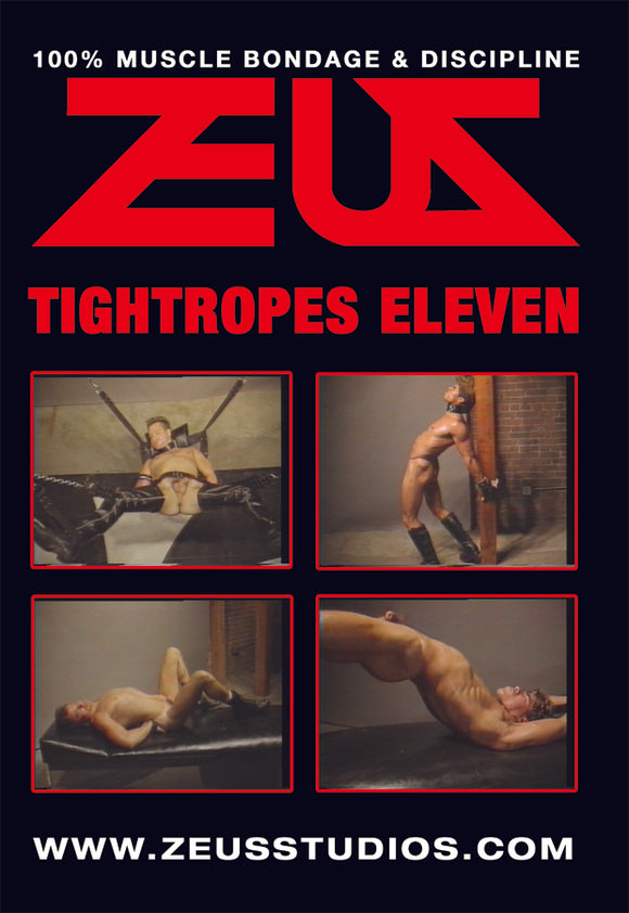 TIGHTROPES 11 DVD