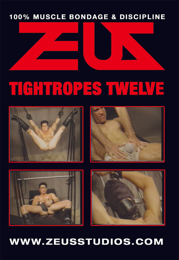 TIGHTROPES 12 DVD