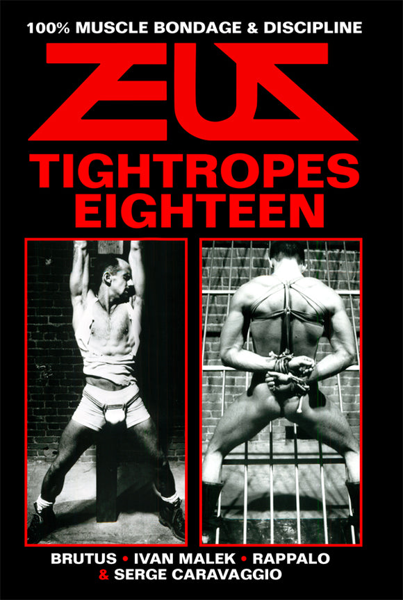 TIGHTROPES 18 DVD