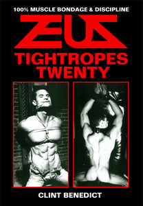 TIGHTROPES 20: TORTURE MY TITS DVD