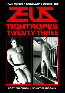 TIGHTROPES 23 DVD