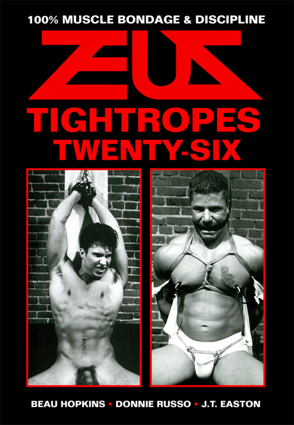 TIGHTROPES 26 DVD