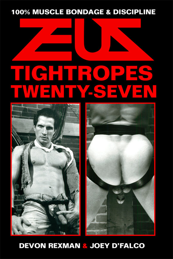TIGHTROPES 27 DVD