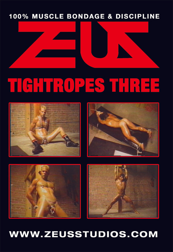 TIGHTROPES 3 DVD