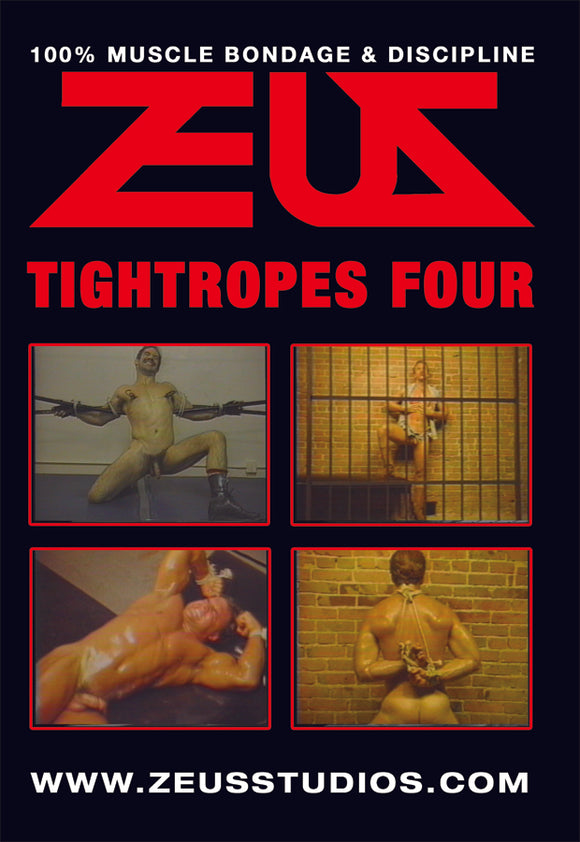 TIGHTROPES 4 DVD