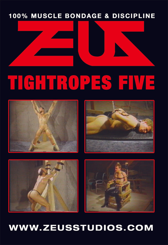 TIGHTROPES 5 DVD