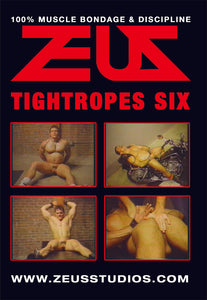TIGHTROPES 6 / BEEFCAKE DVD