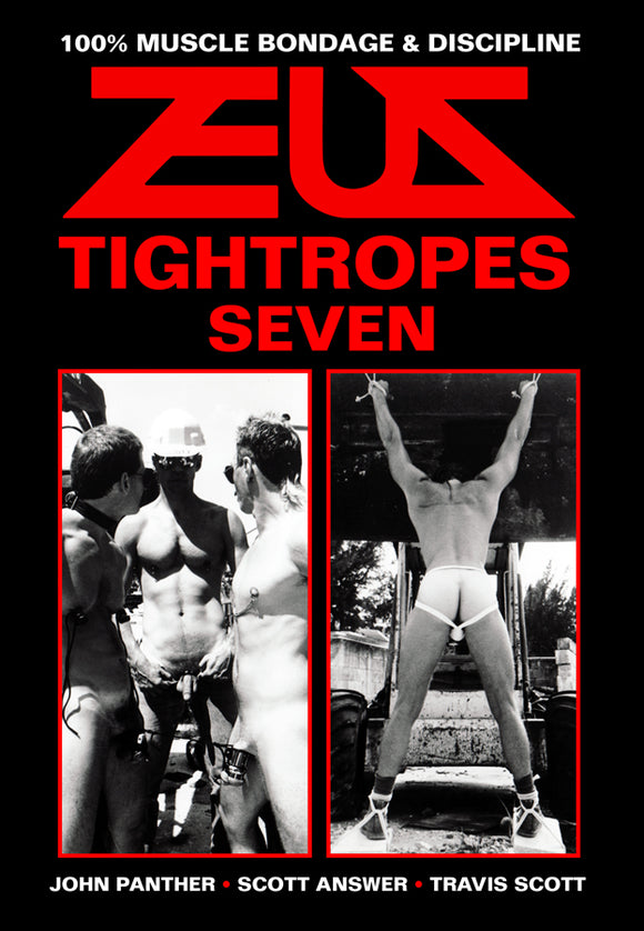 TIGHTROPES 7 / SPRING BREAK BONDAGE BOYS DVD