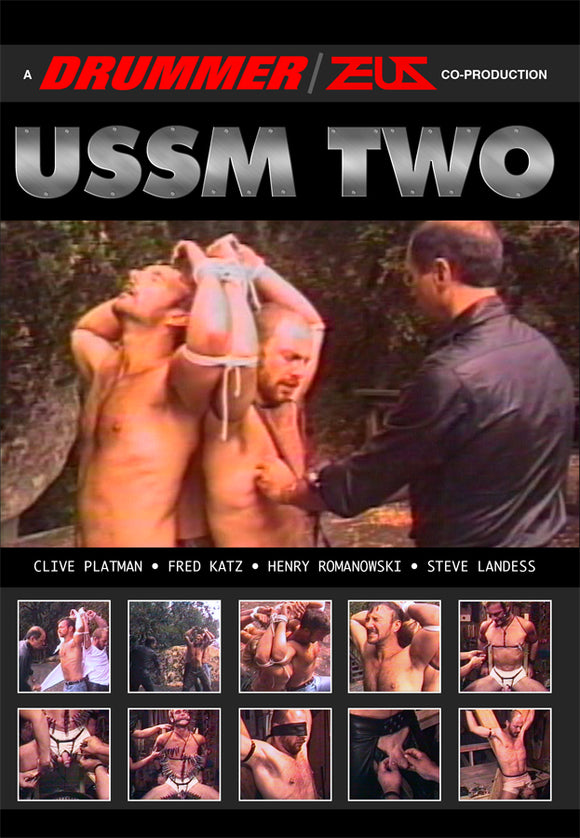 USSM TWO DVD