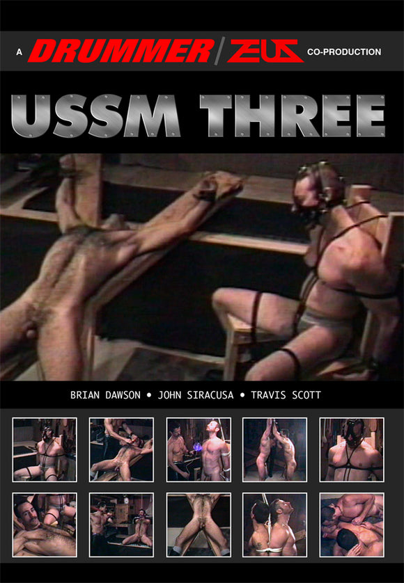 USSM THREE DVD
