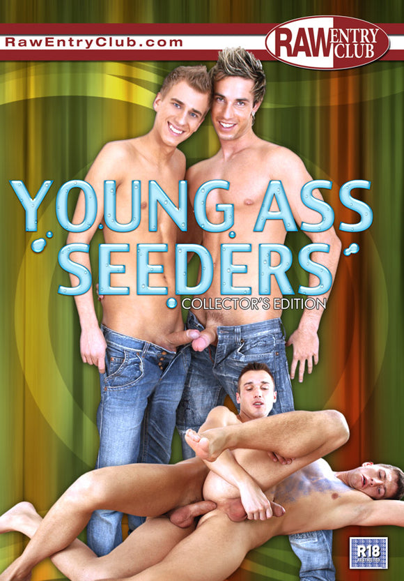 Young Ass Seeders