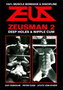 ZEUSMAN TWO DVD