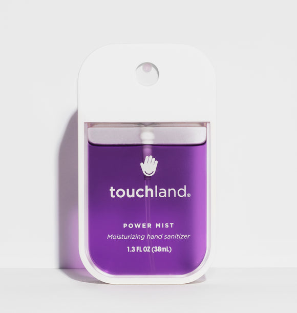 Touchland fuktgivande handsprit spray