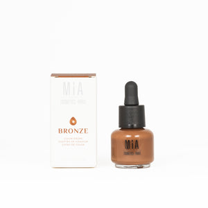 Bronze Color Drops