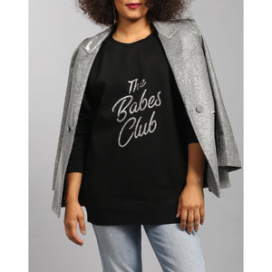 The Babes Club Big Sister Crew - Glitter Collection