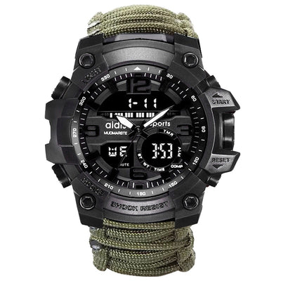 Waterproof Survival Watch