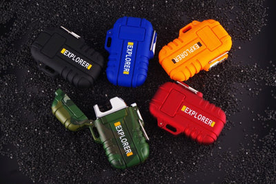 Explorer Waterproof Plasma Lighter