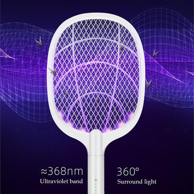 Rechargeable Electric Insect Zapper