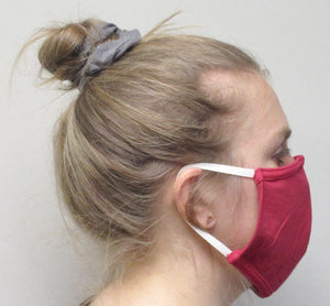 Cotton Face Mask- Ear Loops
