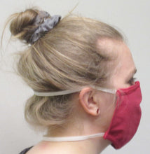 Load image into Gallery viewer, Cotton Face Mask- Head Elastic