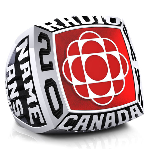 Radio Canada Ring - Design 1.4