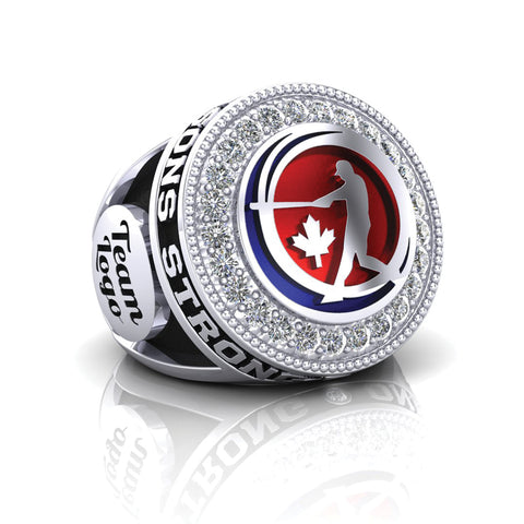 IBL - Top 100 Players Ring