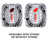 2017 ABC Border Bowl Championship Ring