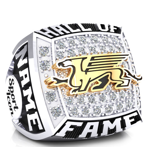 Guelph Gryphons Hall of Fame Ring - D.3.3