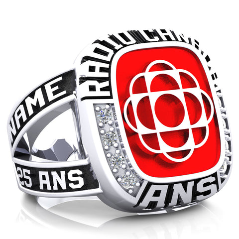 Radio Canada Renown Ring - Design 7.2