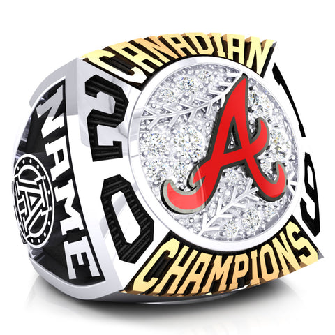 Aftershock Softball Ring - Design 2.5