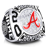 Aftershock Softball Ring - Design 2.7