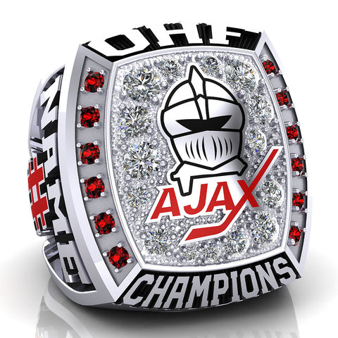 Ajax Knights Juvenile Ring - Design 1.3
