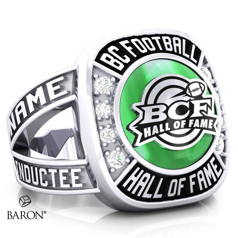 BC Football Hall of Fame Renown Ring - Design 2.5 (WOMEN'S RING)