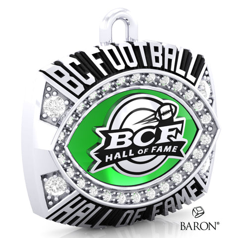 BC Football Hall of Fame Pendant - Design 1.16