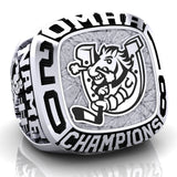 Barrie Colts Peewee AA Ring - Design 1.2